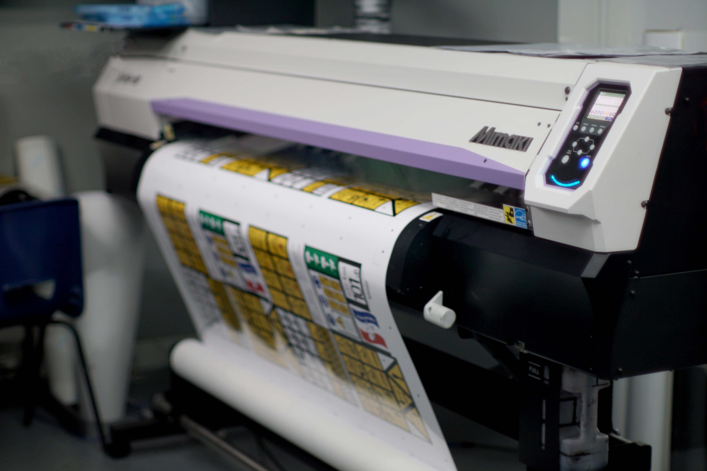 Digital Print Digital Imaging Large Format