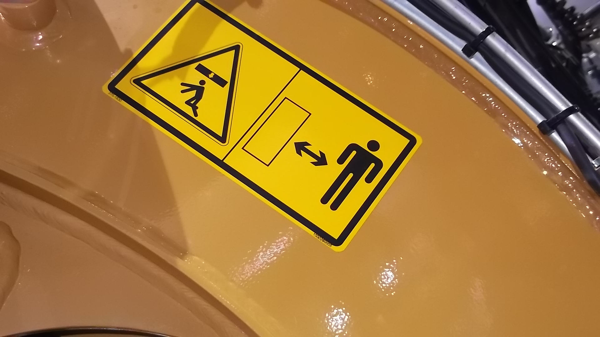 Safety Critical Decals